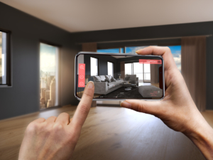 Augmented Reality App Entwicklung